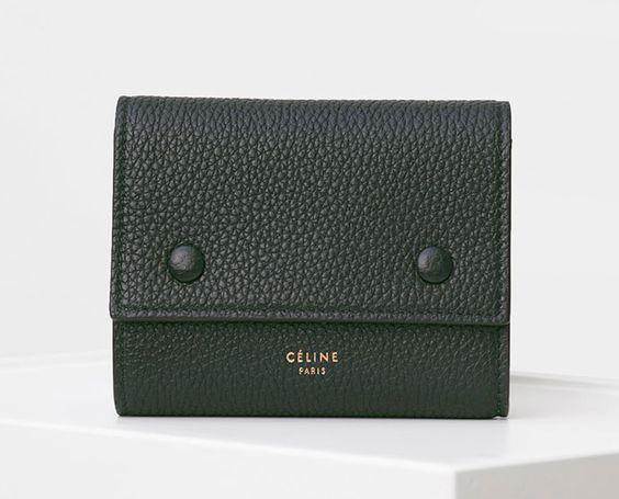 セリーヌ(CELINE)のミニ財布が上品でおしゃれ!おすすめの財布を厳選紹介! アイキャッチ画像