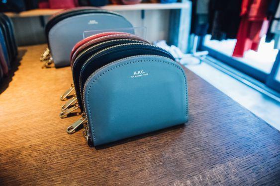 シンプルが人気の理由?!A.P.C.の魅力とおすすめ財布を厳選紹介! アイキャッチ画像
