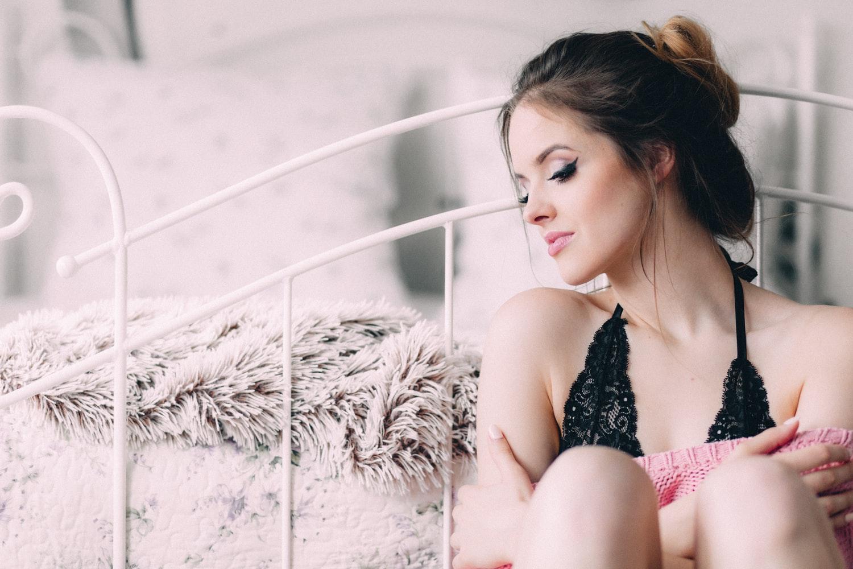 育乳効果が高くて肌に優しいおすすめの綿(コットン)ナイトブラをご紹介! アイキャッチ画像