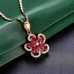 赤い宝石20種類の特徴や石言葉をご紹介!赤色が与える印象は?